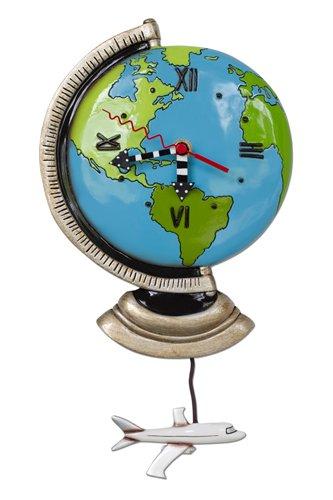 Allen Designs Globe Clock ()