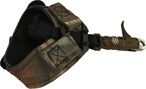 Scott Archery Echo Release NCS Buckle Strap, One Size, Camo
