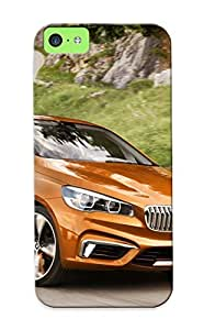 High Quality LfSTOCo3817gPGDR 2013 Bmw Concept Active Tourer Tpu Case For Iphone 5c