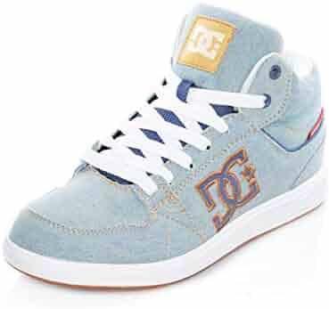 bb9a0b1c8 DC Denim University Plus Tx Se Womens Hi Top Shoe (US 6