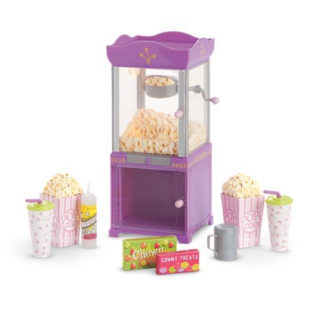 American Girl - Popcorn Machine for Dolls - Truly Me 2015 ()