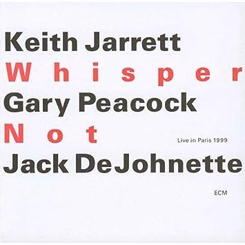 Whisper Not - Keith Jarrett: Amazon.de: Musik