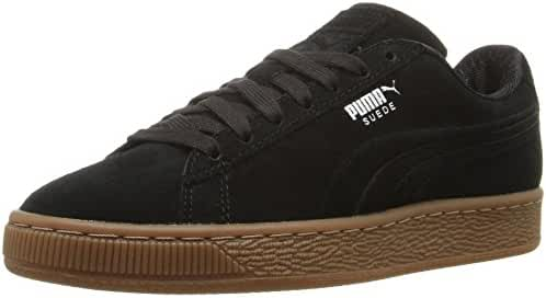 PUMA Men's Suede Classic Debossed Q4 Fashion Sneaker