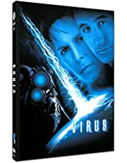 Virus - Mediabook - Cover C - Limited Edition auf 333 Stück (+ DVD)