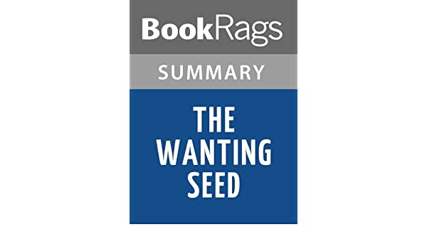 the wanting seed summary