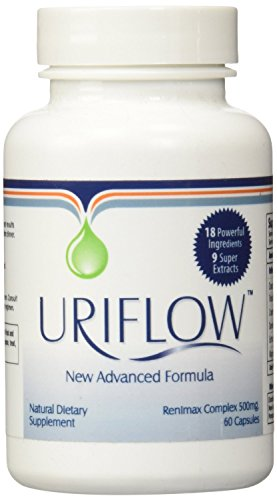 (1) Uriflow Natural Treatment for Kidney Stones - 60 Capsule