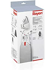 Rayen R2100.10 Iron and Ironing Board Holder with Silicone