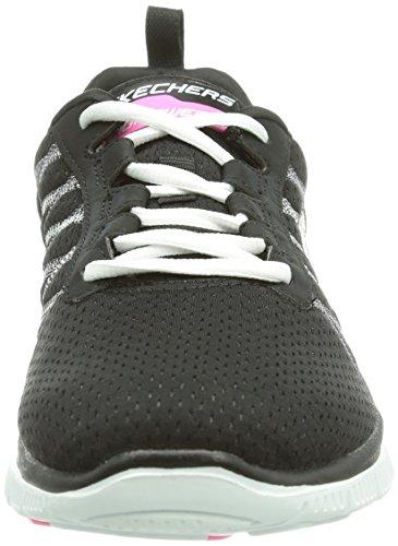 Zapatillas De Deporte Skechers Sport Mujeres Simply Sweet Black / White