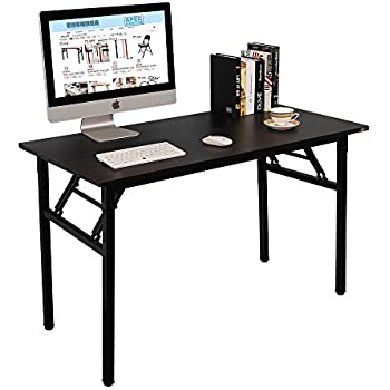 Amazoncom Need Computer Desk Office Desk 55 Folding Table with