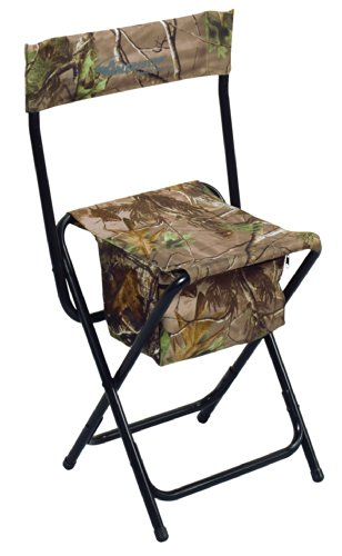 Ameristep Stand Hunting Blinds - Ameristep High Back Chair-Realtree Xtra Green