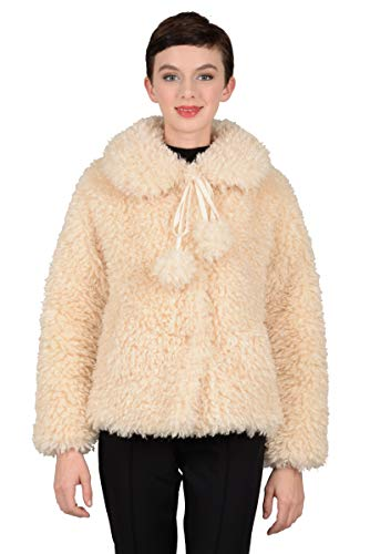 Premium Molly Coat Ladies Beige Bracken Woven Light Xs UIqr0Itxn