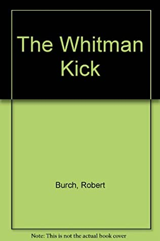 book cover of The Whitman Kick