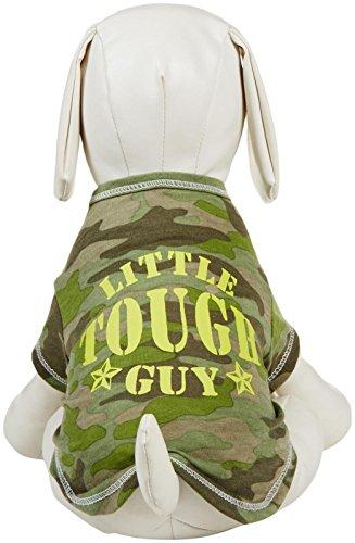 Tank Shirt Dog Camouflage - SimplyDog Little Tough Guy Dog Tank - Camouflage - Small