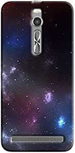 cover it up - Pink Deep Space Asus Zenfone 2 Hard Case