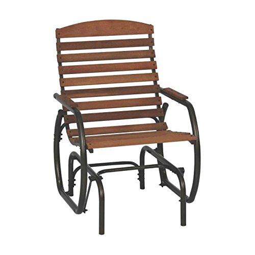 JACK POST COMPANY CG41Z Hi-Back Glider Chair (Jack Post Glider)