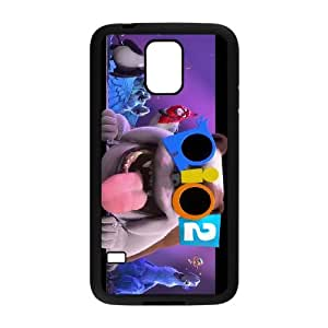 Preview Rio 2 Movie 2 funda Samsung Galaxy S5 caja funda del teléfono celular del teléfono celular negro cubierta de la caja funda EEECBCAAL17283