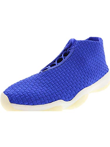 Jordan Nike Men's Air Future Basketball Shoe 9 Blue