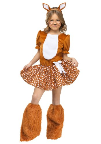 Fun World Oh Deer! Child Costume, Small, -