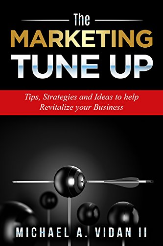 63 best b2b marketing ebooks of all time bookauthority book cover of michael vidan the marketing tune up small business marketing fandeluxe Images