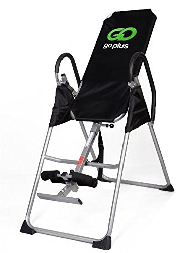 K&A Company Table Inversion Deluxe Chiropractic Fitness Back Exercise Relief Pain Reflexology Pro New Therapy Heavy by K&A Company