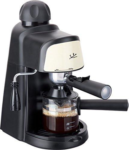 Jata CA704 Cafetera por hidropresión. Para 2-4 cafés expresso. 3,5 ...