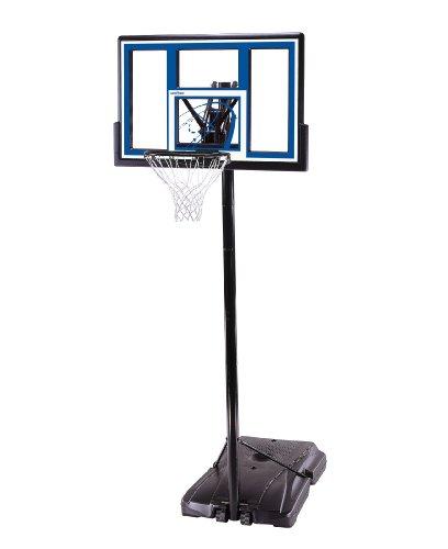 Lifetime 1531 Portable Basketball System, 48 Inch Shatterproof Backboard by Lifetime