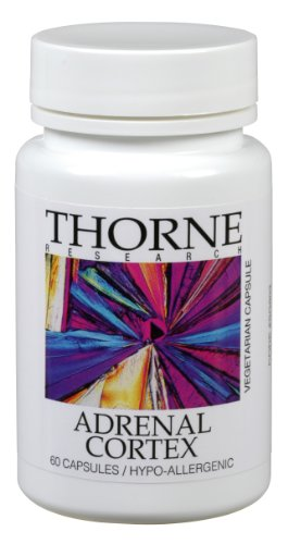 Thorne Research Adrenal Cortex 60s