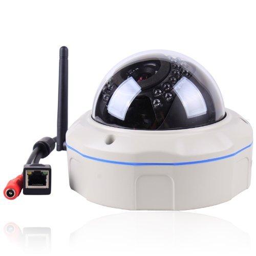 ANRAN 2.0Megapixel 1080P SONY Sensor HD Onvif Wireless Wifi Waterproof 25FPS Security CCTV Network IP Camera Vandalproof, Great Image-AR-VD123-WIFI-IP2