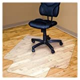 Hard Floor Chair Mat Size: 45'' W x 53'' D