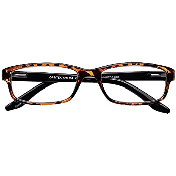 3478199df6a Amazon.com  Select-A-Vision Optitek Anti-Reflective Plastic Reading ...