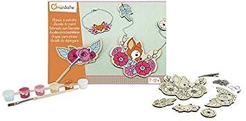 mit Aquarium Stickers, ideal f/ür Kinder ab 3 Jahren 1 Pack Avenue Mandarine KC043C Kreativset