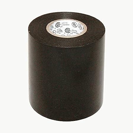 3//4 in x 66 ft. Black JVCC EL7566-AW Premium Grade Electrical Tape