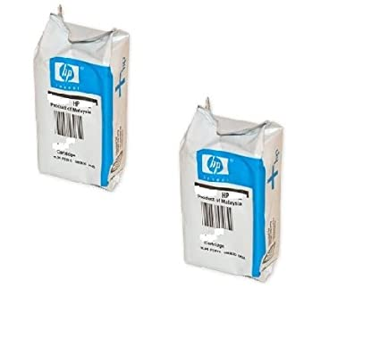 Twin Pack - 21 22 C9351a C9352a (SD367A) del cartucho de ...
