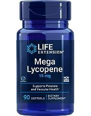 Life Extension Mega Lycopene Extract 15 Mg, 90 softgels