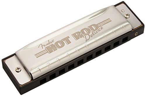 Fender Hot Rod Deluxe Armónica–Llave de C