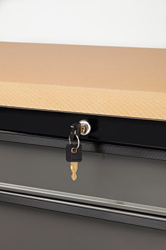 Waterloo W100 Series 8-Drawer Mobile Workbench, 53'' - Designed, Engineered & Assembled In the USA by Waterloo (Image #2)