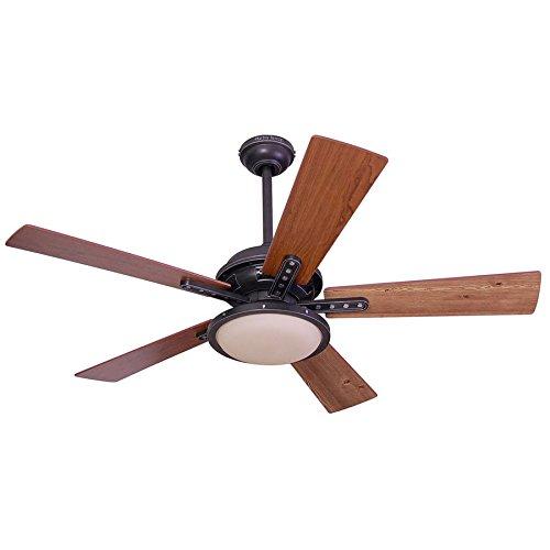Iron 52 Inch Ceiling Fan - 7