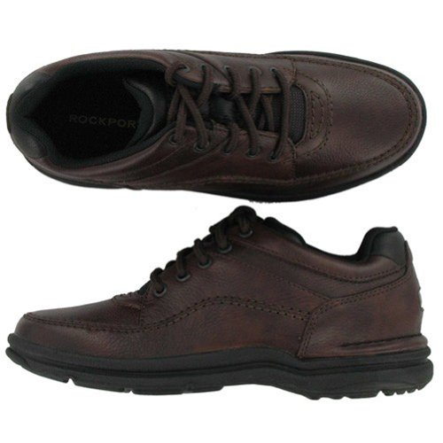 Rockport WORLD TOUR CLASSIC MWT11 BROWN