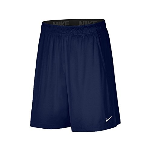 NIKE Youth Boys Dry Fly Shorts Navy (Nike Dri Fit Tennis Shorts)