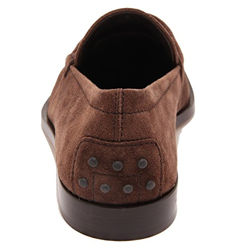 85964 mocassino TODS BOSTON scarpa uomo loafer shoes men marrone Marrone