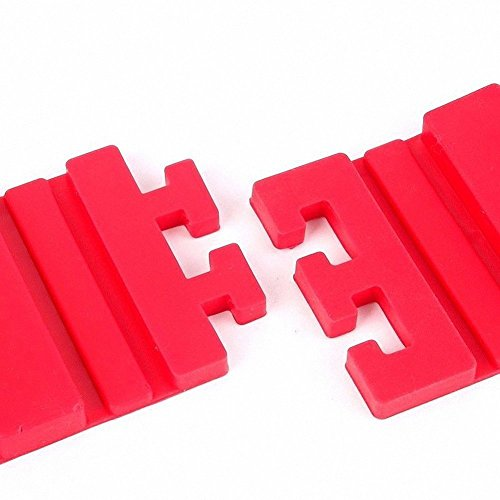 Asgens 4x Nonstick Silicone Cake Mold Magic Bake Snakes DIY Baking Mould Tools Create Your Cakes Any Shape