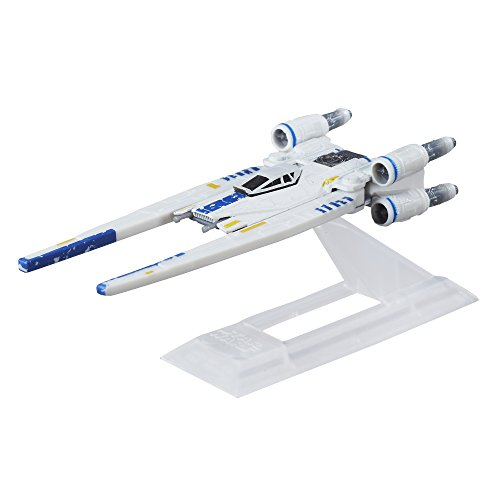 Series Wing - Star Wars Rogue One Black Series Titanium Series Rebel U-Wing Fighter