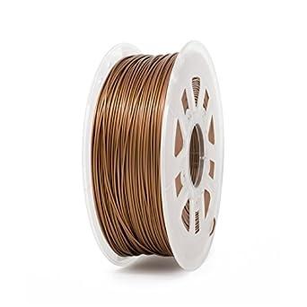 Gizmo Dorks – Juego de 3 mm (2.85 mm) Metal cobre fill filamento ...