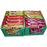 12 X CHIVERS JELLY ASSORTED PACKET(12 PACK BUNDLE)