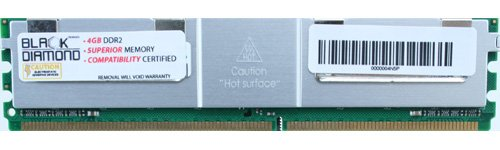 Memory-Up Exclusive 1GB Fully Buffered DDR2 SDRAM DIMM Upgrade for Dell Precision Workstation 690 690 690n T5400 Desktop PC2-5300 Computer Memory (RAM)
