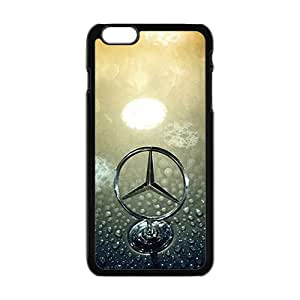 Benz sign fashion cell phone case for iPhone 6 plus 6