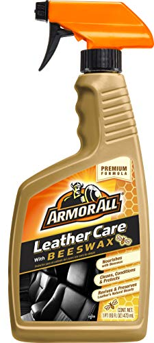 Armor All 18934 Leather Beeswax