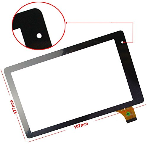 Touch Screen Digitizer for 7 inch RCA Voyager Rct6773w22 RCT6773W42B Tablet PC from Gust