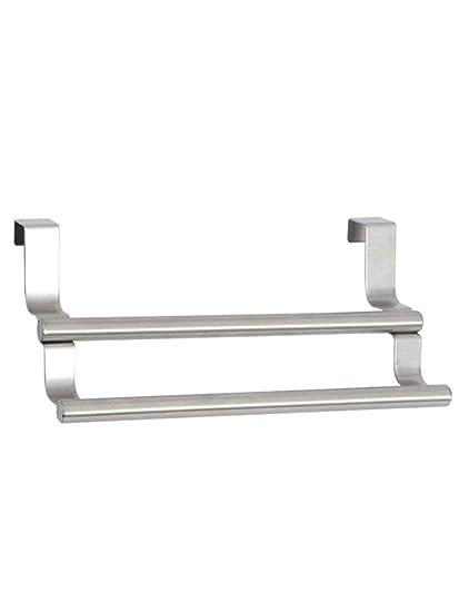 Amazon Com Hy Ld Towel Bar Stainless Steel Towel Rack Kitchen
