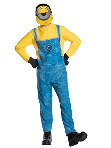 Rubie's Costume Co Despicable Me 3 Movie Minion Costume, Mel, -